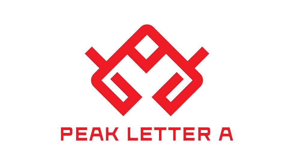 Peak Letter A