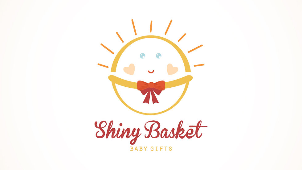 Shiny Basket Baby Gifts
