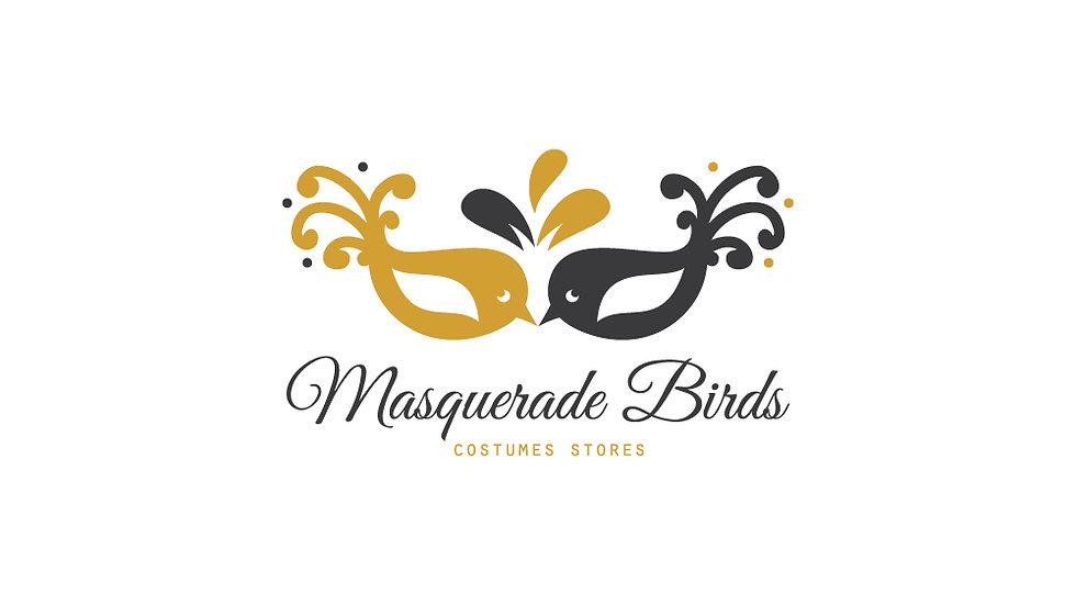 Masquerade Birds