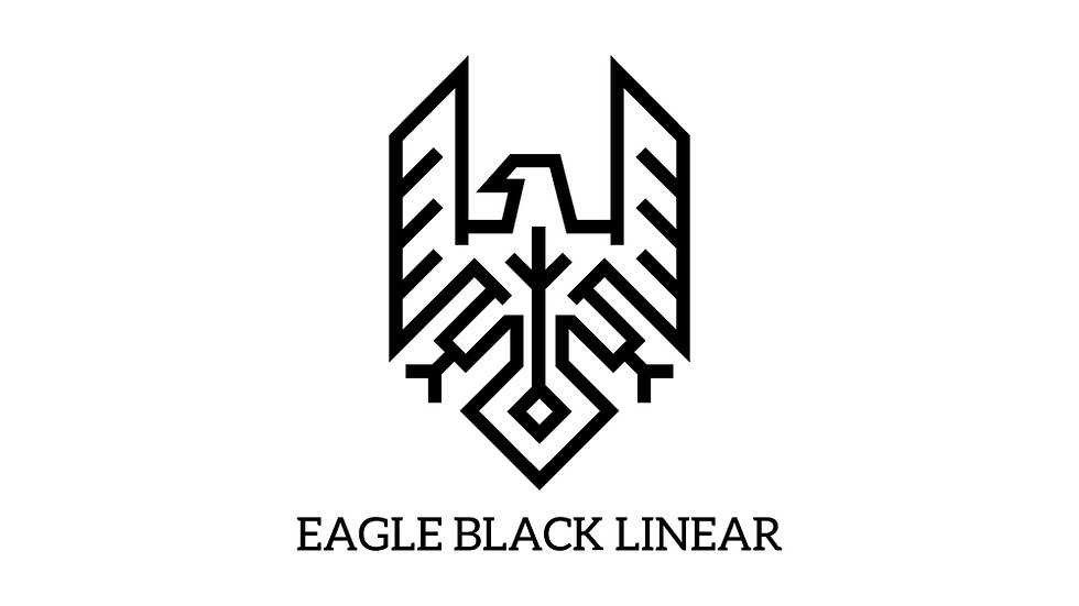 Eagle Black Linear