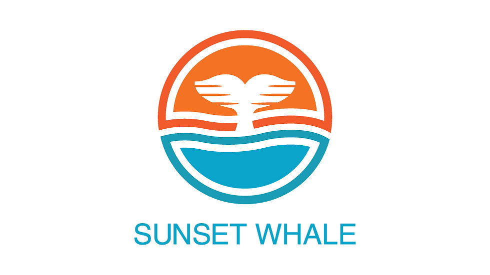 Sunset Whale