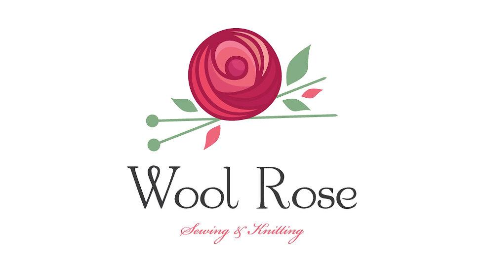Wool Rose Knitting
