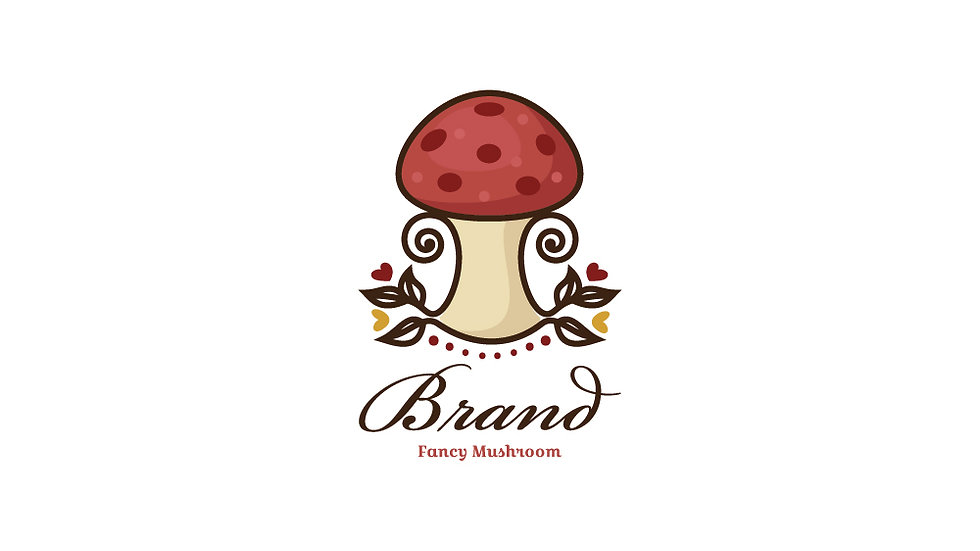Fancy Mushroom