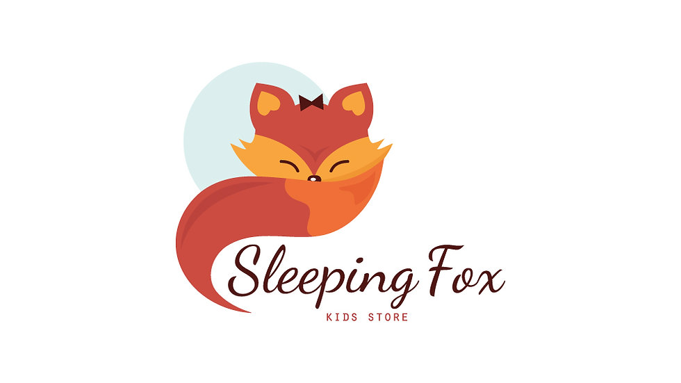 Sleeping Fox Kids Store
