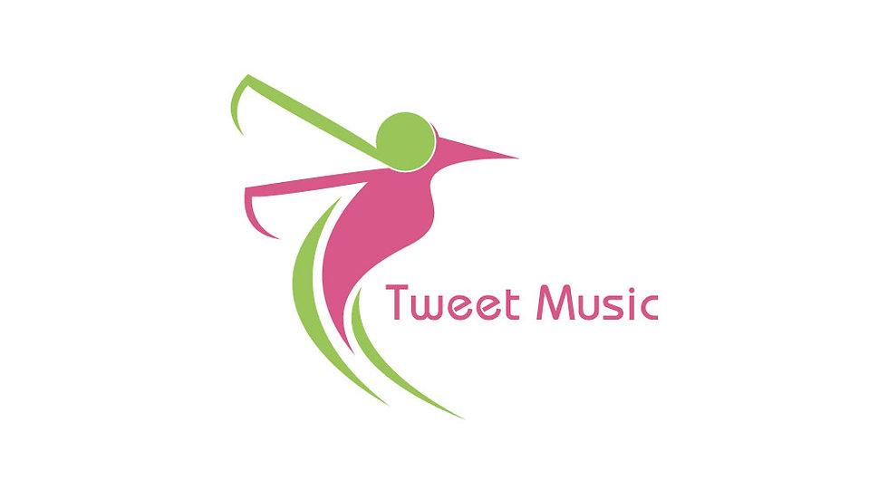 Tweet Music