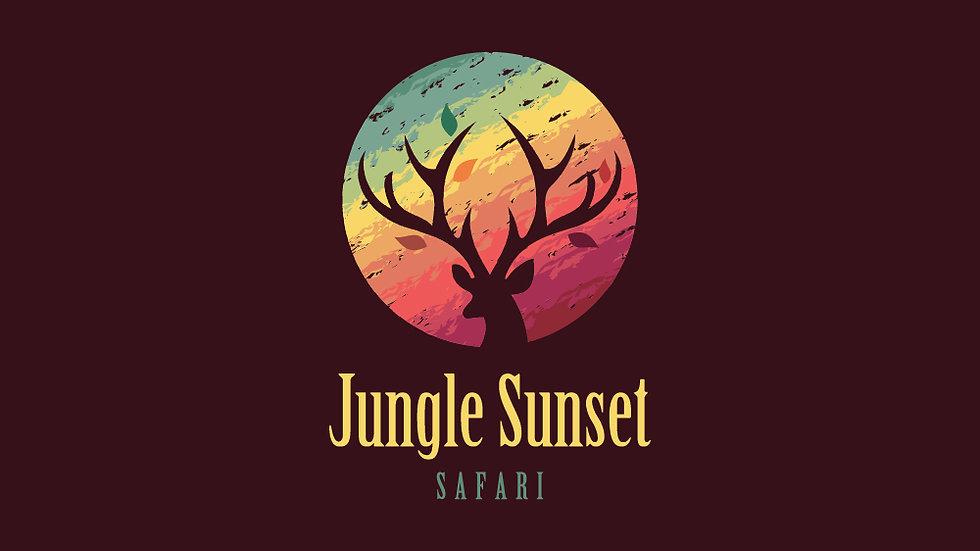 Jungle Sunset Safari