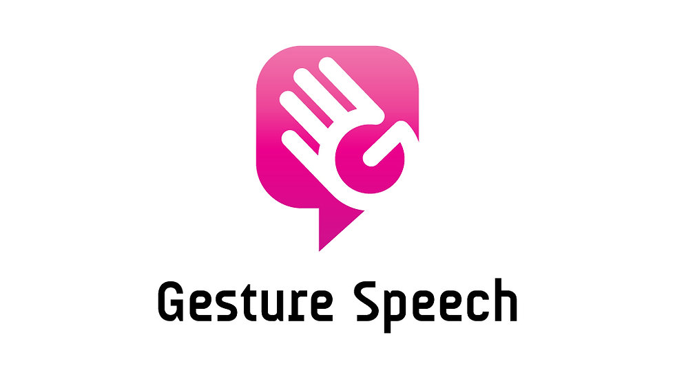 Gesture Speech