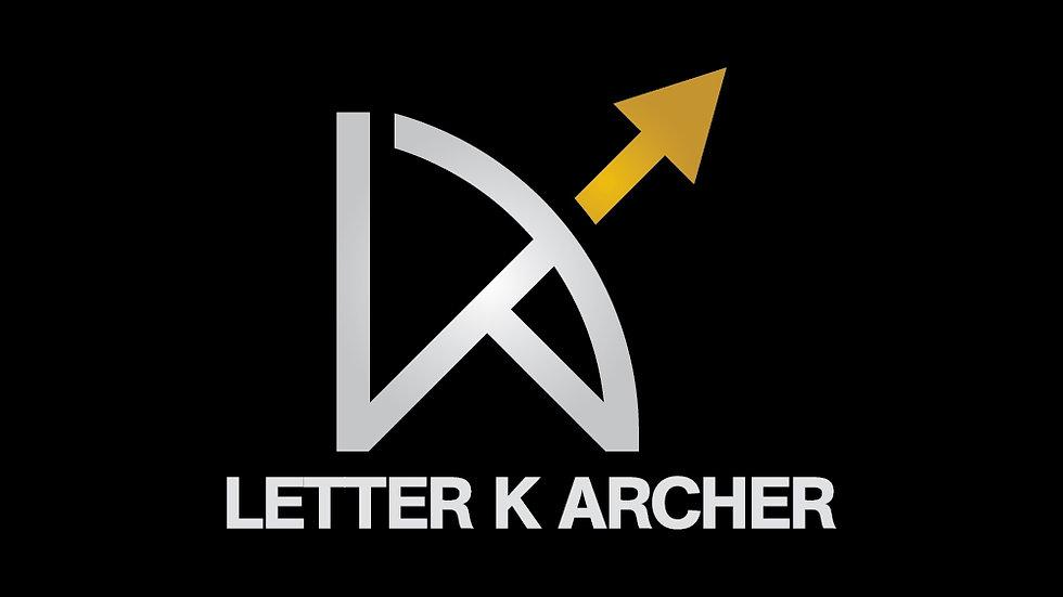 Letter K Archer