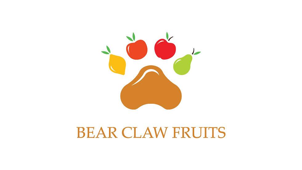 Bear Claw Fruits