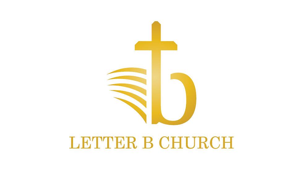 Letter B Church