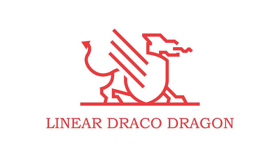 Linear Draco Dragon