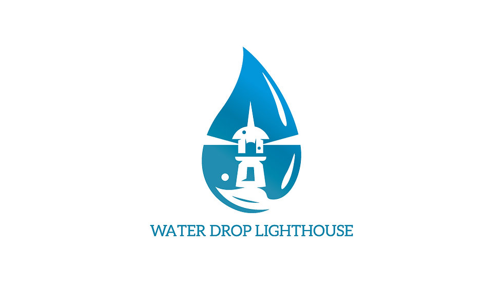 Lighthouse Water Drop
