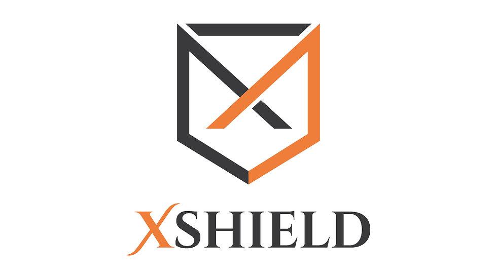 Letter X Shield