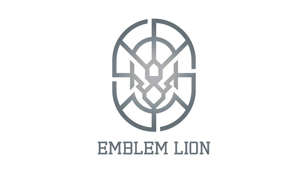 Emblem Lion