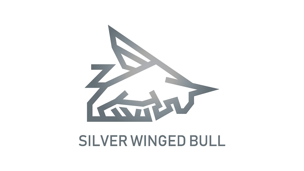 Silver Winged Bull