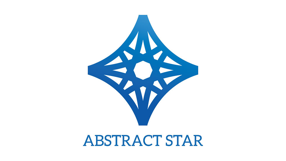 Abstract Star Compass