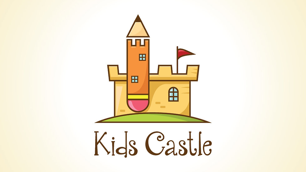 Kids Pencil Castle