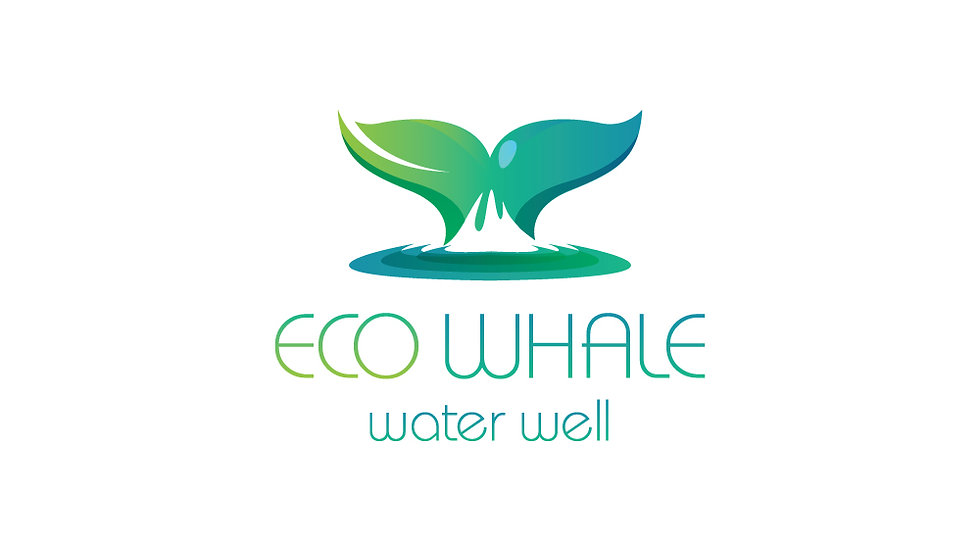 Eco whale water well