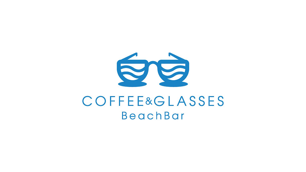 Coffee and Glasses beach bar