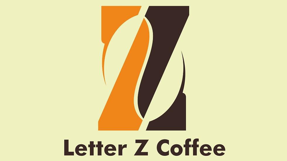Letter Z Coffee
