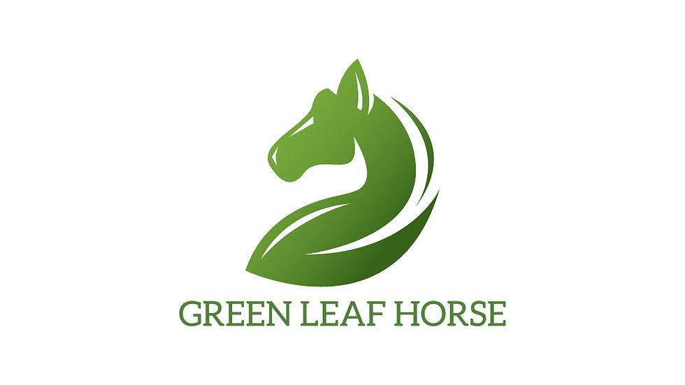 Green Leaf Horse