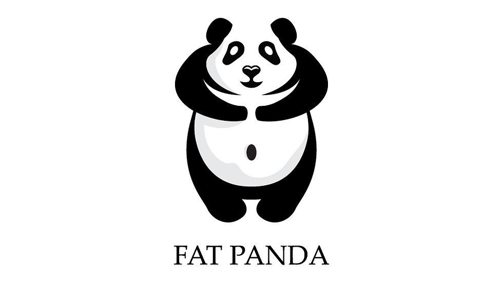 Fat Panda With Attitude