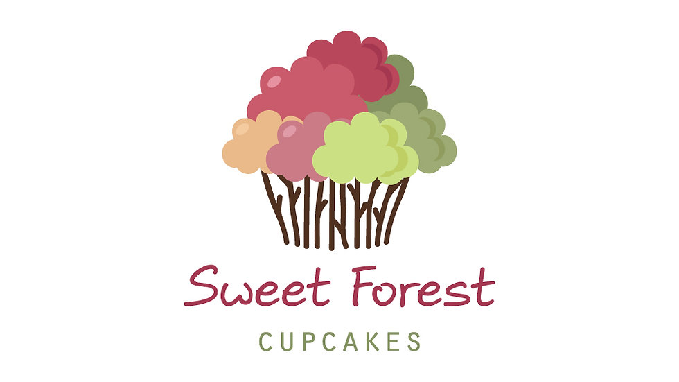 Sweet Forest Cupcakes
