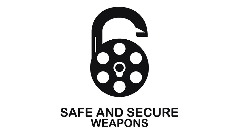 Safe and Secure Weapons