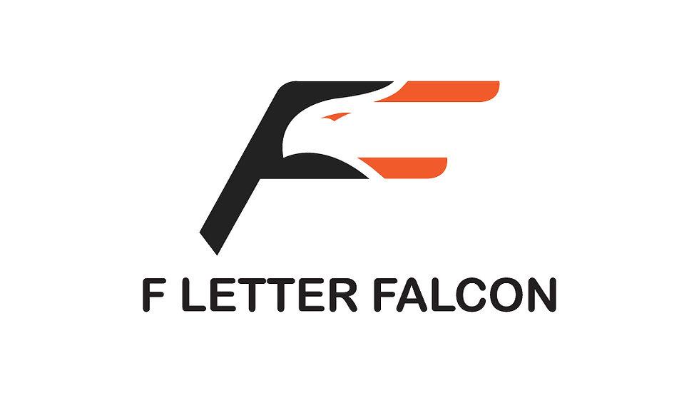 F Letter Falcon