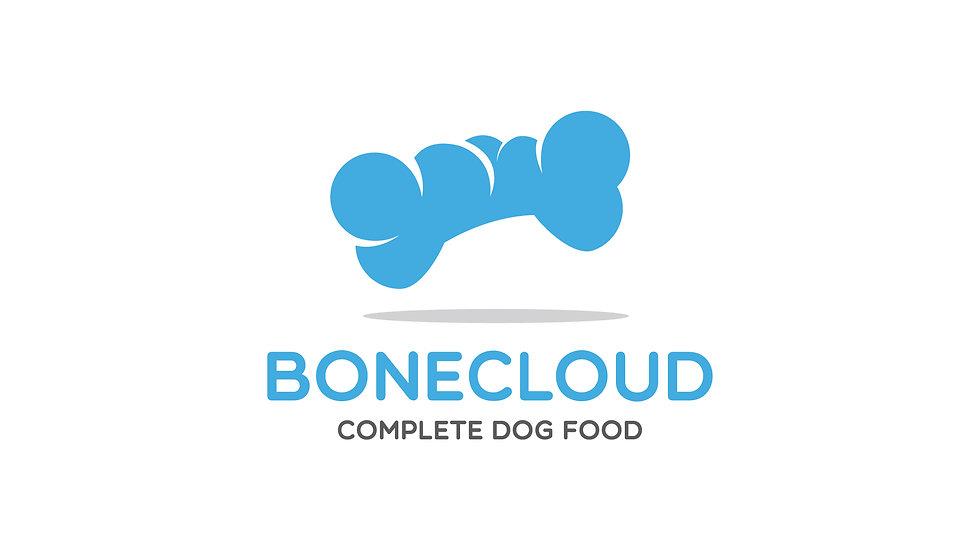 Bone cloud dog food