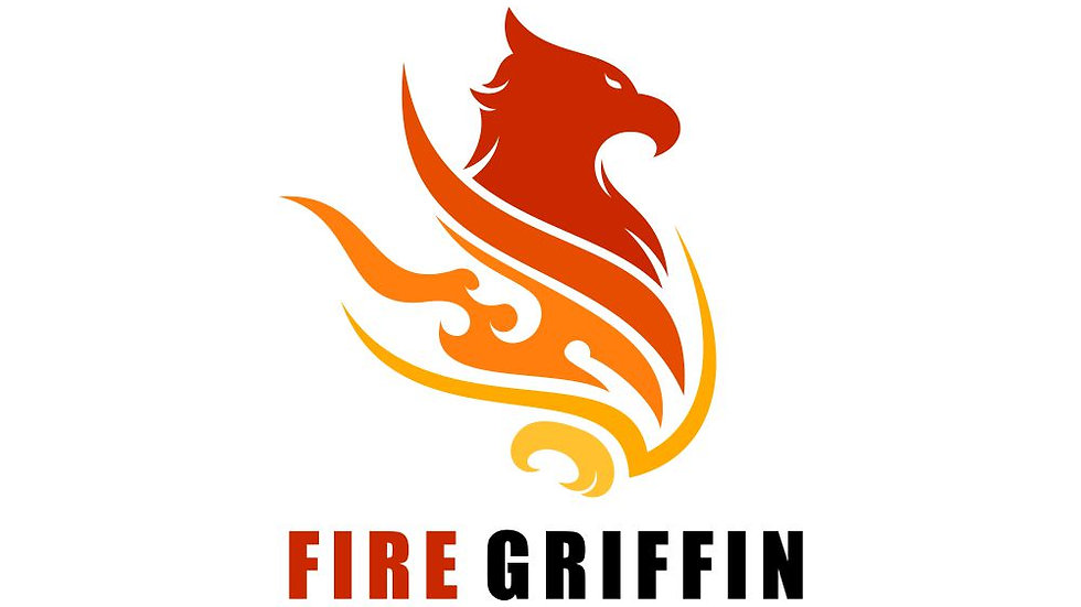 Fire Griffin