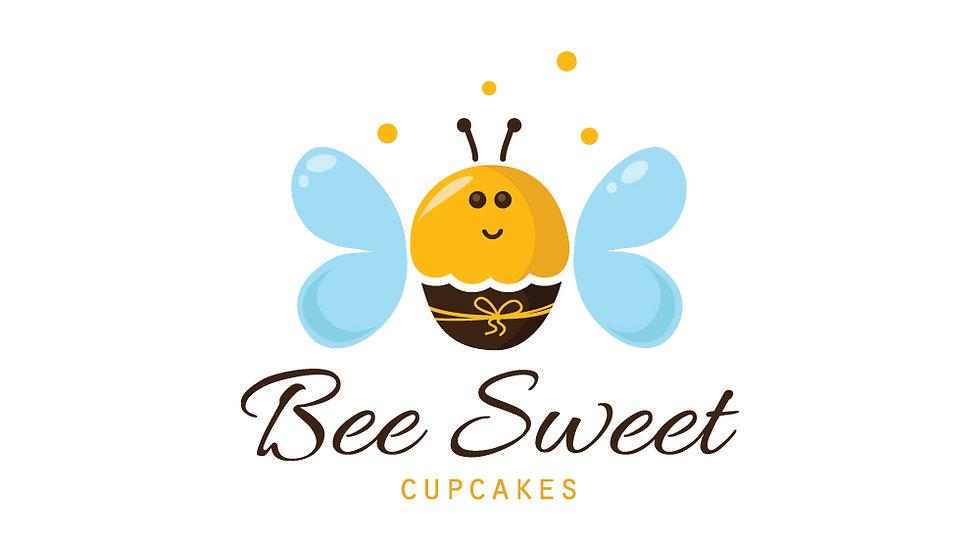 Bee Sweet Cupcake