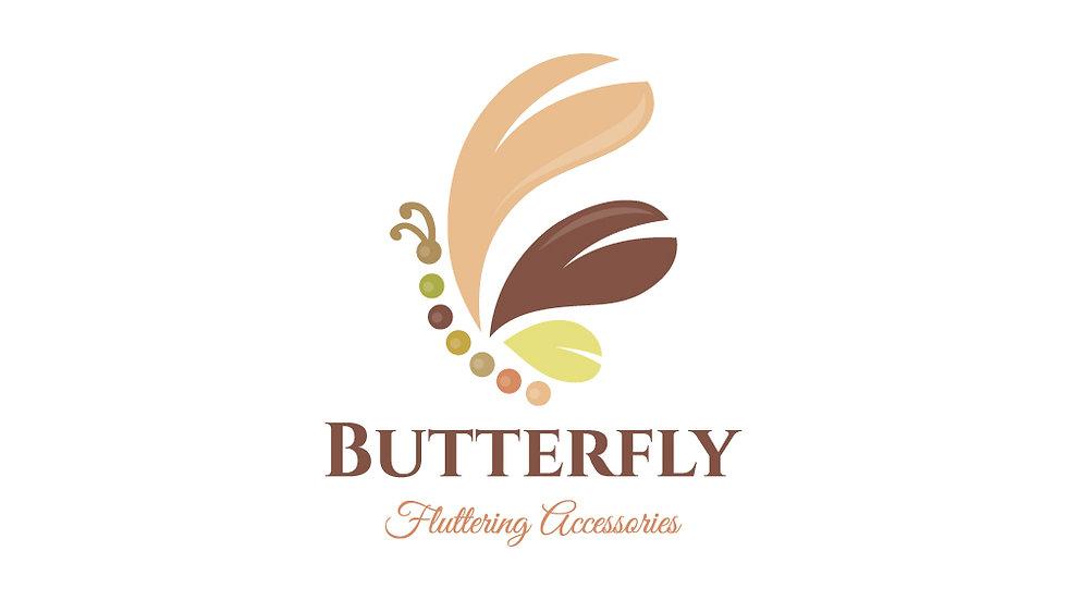Butterfly Fluttering Accessories