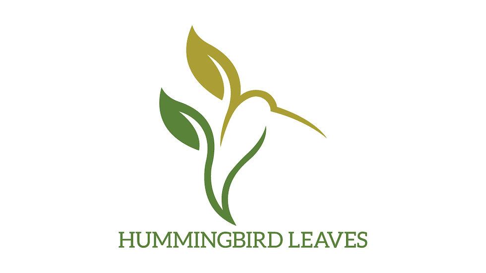 Hummingbird Leaves