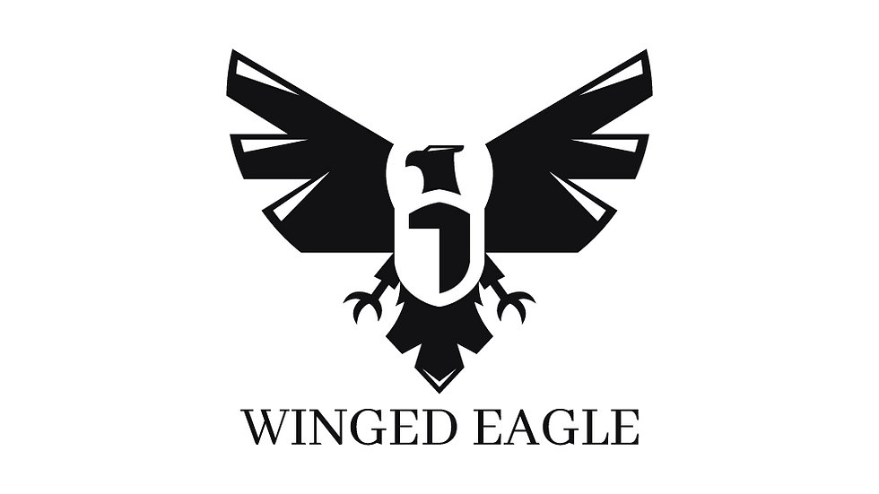 Winged Eagle