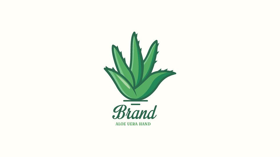Aloe Vera Hand