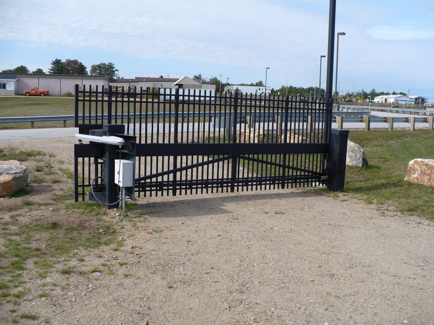 Super Swing Gate - innovosecurity.com