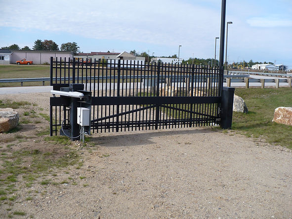 Super Swing Gate - Innovo Security Works