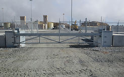 innovo-security-works-concrete-swing-arm-gate