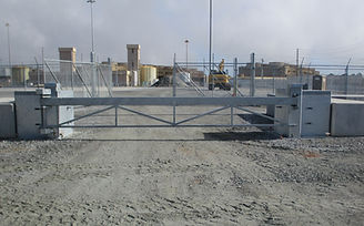 Swing Arm Gate from Innovo Security Works