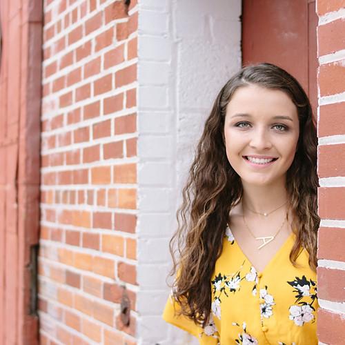 Audrey Senior Photos