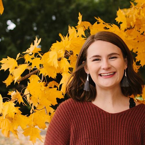 Alli's Senior Photos