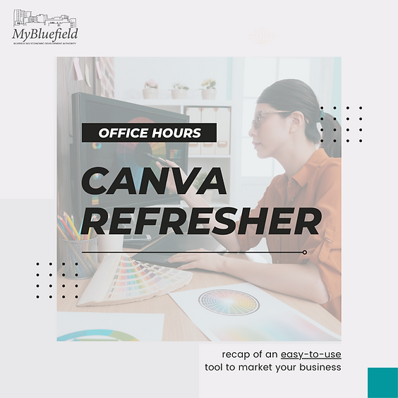 Canva Refresher
