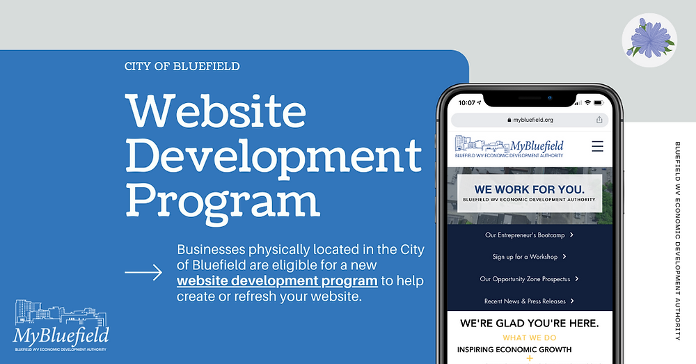 image announces the launch of BEDA's website development program
