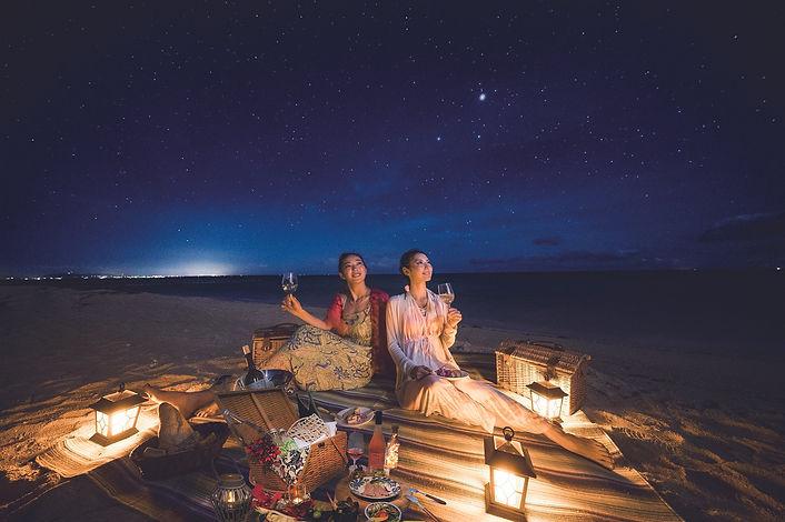 【リゾナーレ小浜島】ティンガーラナイトディナー.jpg