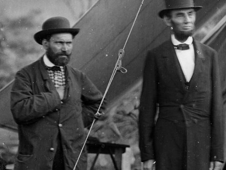 1861 L'officine d'investigations privées Pinkerton qui sauva Abraham Lincoln