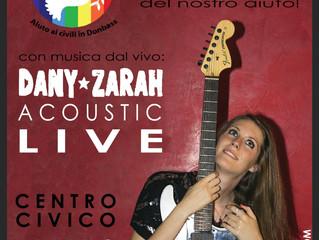 ACOUSTIC LIVE @ CENTRO CIVICO - ARBEDO