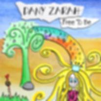 Dany Zarah - Free To Be - copertina.jpg