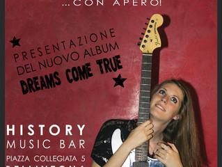 ACOUSTIC LIVE @ HISTORY MUSIC BAR - BELLINZONA
