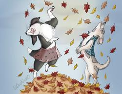Falling for Leaves!